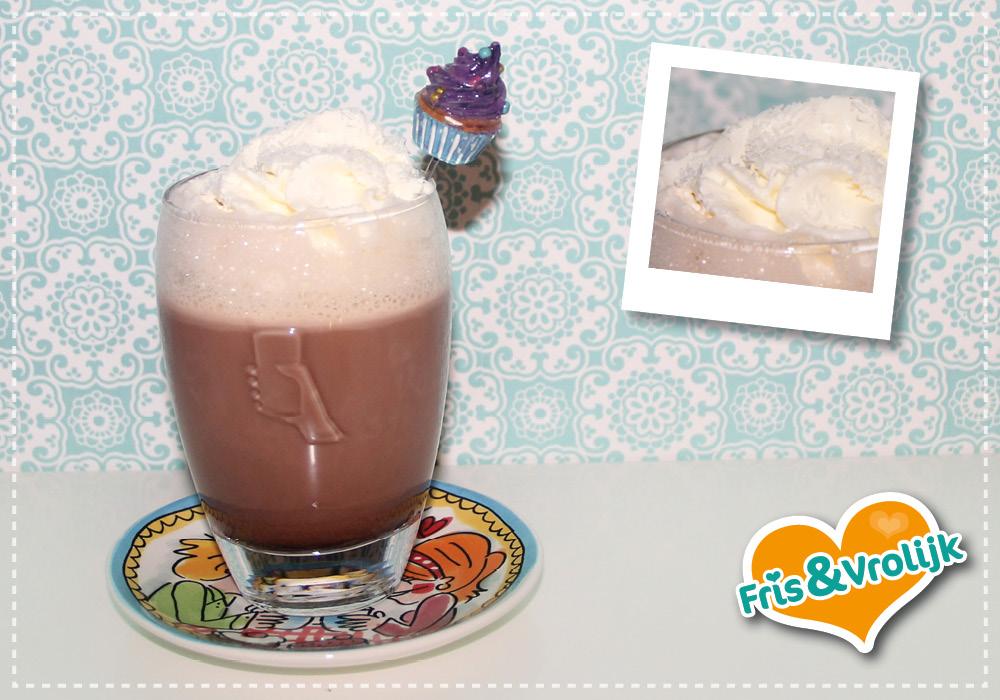 coco choco recept diy chocolademelk