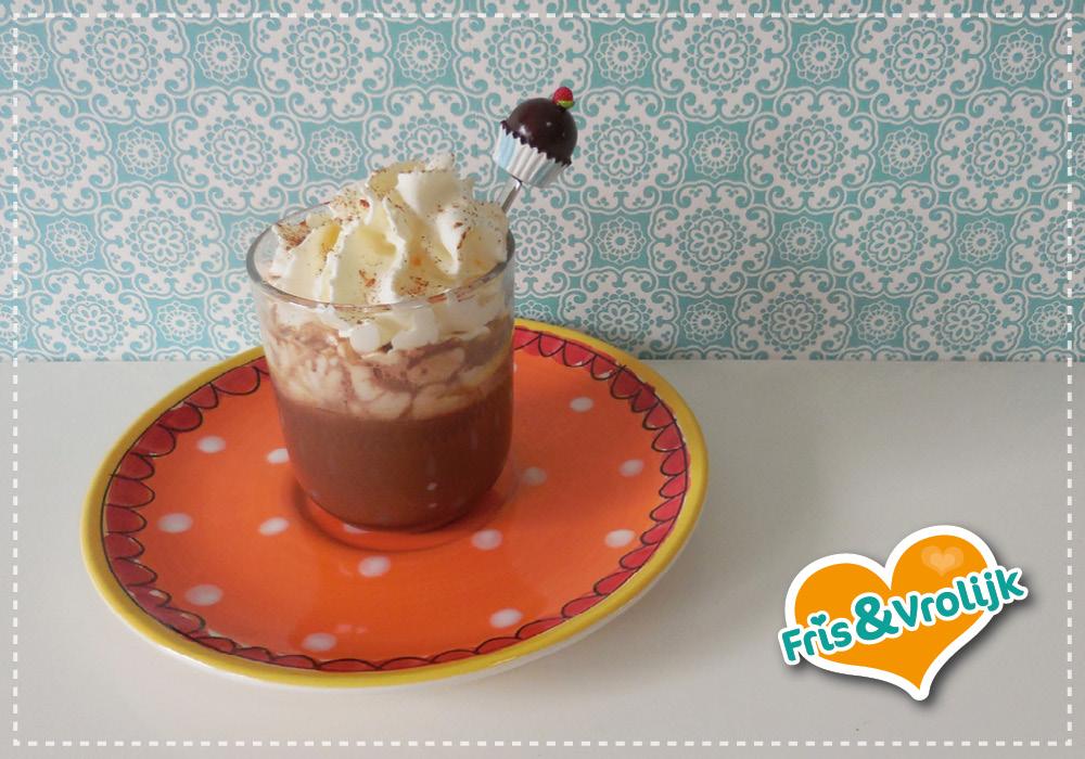 romige chocolademelk diy recept