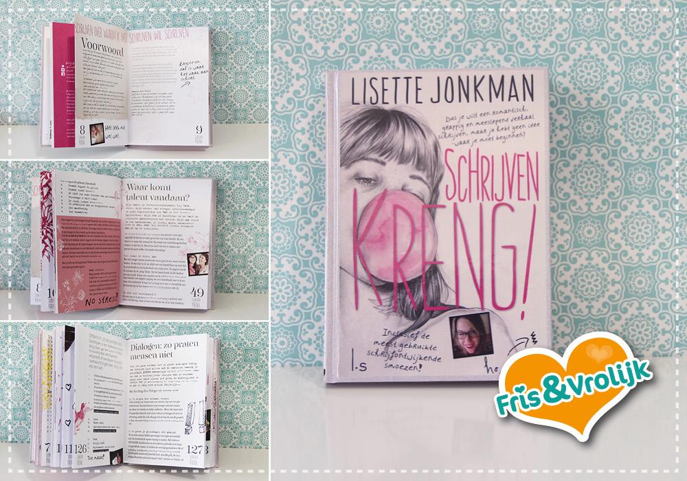 schrijven kreng lisette jonkman