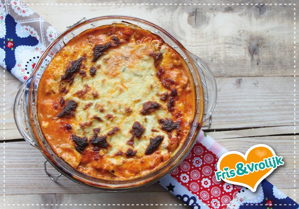 De lekkerste lasagne recept