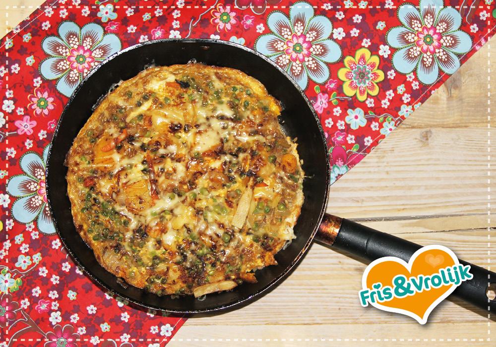 Recept tortilla ish