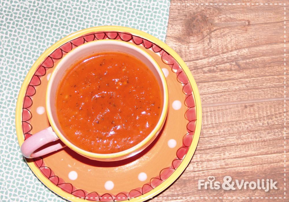 tomatenwortelsoep recept